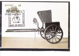 2322 Journée Du Timbre - Chaise De Poste - 1981-1990