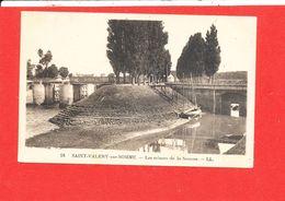 80 SAINT VALERY Sur SOMME Cpa Les Ecluses De La Somme      18 LL - Saint Valery Sur Somme