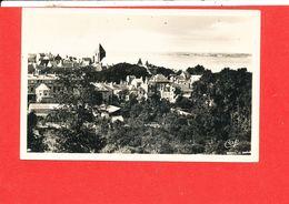 80 SAINT VALERY Sur SOMME Cpa Glacée Vue Générale         51 Real Photo - Saint Valery Sur Somme