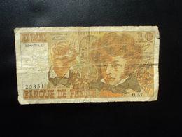 FRANCE : 10 FRANCS   6-6-1974      FAY 63, / P 150a       B+ - 1962-1997 ''Francs''