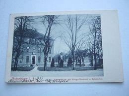 Ansichtskarte Aus ROTENBURG , Amtsgebäude - Rotenburg (Wuemme)
