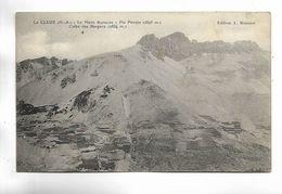 05 - La CLUZE  ( H.-A.) - Le MontAurouze - Pic Ponsin ( 2598 M. ) - Crête Des Bergers ( 2834 M. ) - Francia