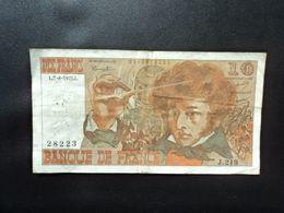 FRANCE : 10 FRANCS   7-8-1975      FAY 63 / P 150b     TTB * - 1962-1997 ''Francs''