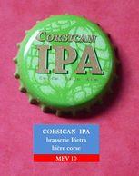 Corsican IPA (parfait état - Pas De Trace De Décapsuleur) MEV10 - Bière