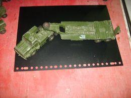 Dinky Toys    Tank  Transporter  En L'état - Véhicules