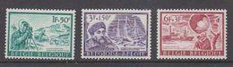 Belgium 1966 Antarctica / Southpoleexpedition / De Gerlache 3v  ** Mnh  (48390B) - Unused Stamps
