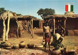 Côte D'Ivoire - Lobi Village - Côte-d'Ivoire