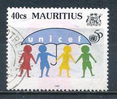 °°° MAURITIUS - Y&T N°842 - 1995 °°° - Mauritius (1968-...)
