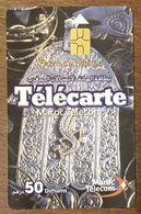 MAROC TELECOM TERRE DU MAROC TÉLÉCARTE 50 DIRHAMS PUCE N°2 PHONECARD CARD - Maroc