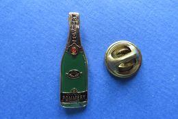 Pin's, POMMERY,CHAMPAGNER - Boissons