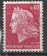 PIA - FRANCE ; 1967-69 : Tipo Marianna Di Cheffer -  (Yv 1536B) - Oblitérés