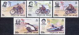 ISLE OF MAN - MNH - MOTORBIKES -  MI.NO.208/12 - CV = 3,5 € - Isola Di Man
