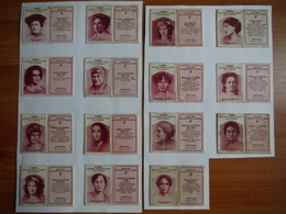 Collection Boîtes Et Pochettes D'Allumettes Des Années 1970 Et 1980 - France Et Etranger - Boites D'allumettes