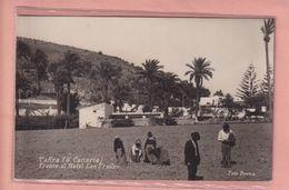 OLD PHOTO POSTCARD - SPAIN - ESPANA - TAFIRA - FRENTE AL HOTEL LOS FRAILES - FOTO BAENA - Gran Canaria