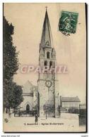 CPA Auxerre Eglise St Germain - Auxerre