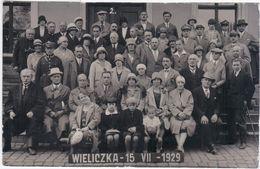 Poland Polska 1929 Wieliczka - Polonia