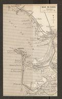 CARTE PLAN MAPA MAP 1935 BAIE De CADIX - CADIZ BAY - ESPAGNE ESPANA SPAIN - Topographische Karten