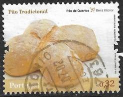 Portugal – 2009 Bread 0,32 Used Stamp - Oblitérés