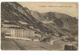 04 - LA CONDAMINE - Hôpital Et Fort - 545 - Other Municipalities