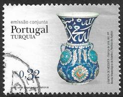 Portugal – 2009 Portugal-Turkey 0,32 Used Stamp - Oblitérés
