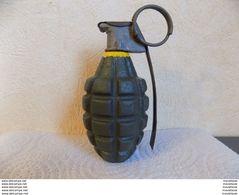 Grenade U.S. MKII Neutralisée. - Armi Da Collezione