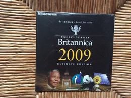 7 ENCYCLOPÉDIES  Boîtiers DVD  PC/MAC  Neufs Sous Blisters - Encyclopédies