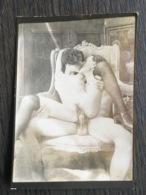 Photo Woman Femme Nu Nude Nue 6 X 9 Cm - Beauté Féminine (1941-1960)