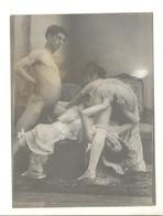 Photo Nu Nude 12 X 16 Cm - Beauté Féminine (1941-1960)