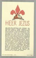 ** HEER JEZUS ** - Pfadfinder-Bewegung