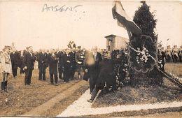 80-AMIENS- CARTE-PHOTO- INUGURATION - A CONTRÔLER - Amiens