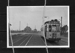 PHOTO  TRAM  LEUVEN DIEST REPRO - Tranvía