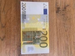 200 Euro Z T 003B5 - EURO