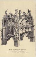 NAMUR - Musée Archéologique - Repos De Jesus En Argent Doré De L'Abbaye De Marche-les-Dames -  N'a Pas Circulé - Thill - Namur