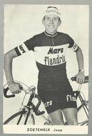 **  ZOETEMELK JOOP   ** =  MARS - FLANDRIA - Ciclismo