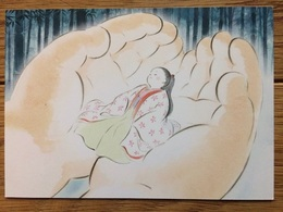 The Tale Of The Princess Kaguya - Taketori Monogatari - Cuentos, Fabulas Y Leyendas