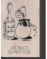 France - Boite D'allumettes Utilisées - Les Trucs Du Petit Futé - Boites D'allumettes