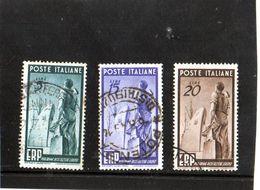 B - 1949 Italia - ERP - 1946-.. République