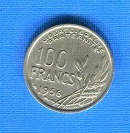 100 Fr 1956 - Francia