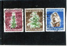 B - 1950 Italia - Tabacco - 1946-.. République