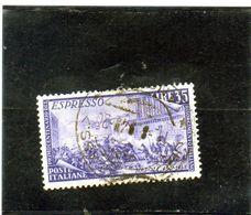 B - 1948 Italia - Risorgimento - Espresso - 1946-.. République
