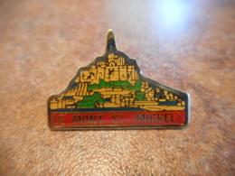Lot 063 -- Pin's Le Mont St Michel - Villes