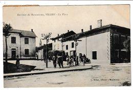 Ain Environ De MEIMIEUX, VILLIEU La Place - Autres Communes