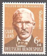 Germany - Raiffeisen - Saarland - MNH - Stamps