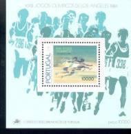 Por. Block 045 Olympische Sommerspiele ** MNH  Postfrisch - Blocks & Kleinbögen