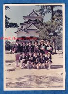 Photo Ancienne - JAPON - Beau Portrait De Jeune Fille - Tenue Ecoliere Ecole Enfant Mode Robe Asie Asiatique Mode Style - Non Classés