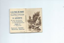 Petit Calendrier De 1950 - Calendriers
