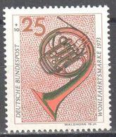 Germany - Waldhorn - Hunting Horn - MNH - Stamps