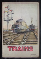 Train Revue Belge 1945 SNCB - Trains