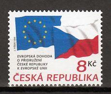 Tsjechie Mi 62 Europa Postfris M.n.h. - Neufs