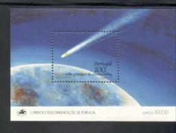 Por. Block 051 Halleysche Komet MNH Postfrisch ** - Blocks & Kleinbögen